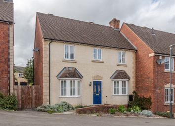 Thumbnail 3 bed link-detached house to rent in Downham View, Dursley