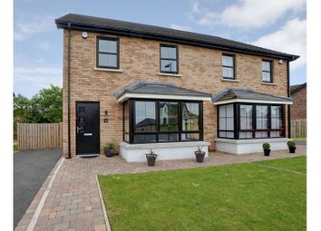 Thumbnail 3 bed semi-detached house for sale in Wyndell Park, Newtownards