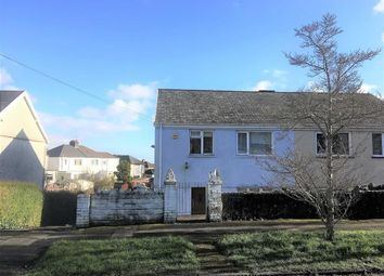 2 bed semi-detached house for sale in Riversdale Road, West Cross, Swansea SA3