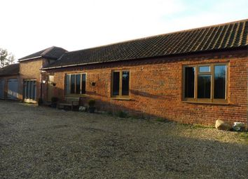 Thumbnail 3 bedroom barn conversion to rent in Aylsham Road, Felmingham, North Walsham