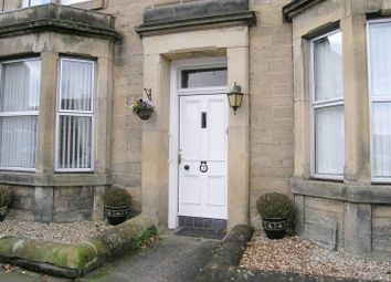 Thumbnail 3 bed flat for sale in 3 Beaconsfield Terrace, Hawick