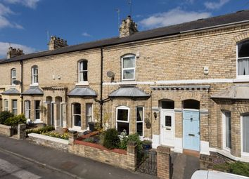 Thumbnail 2 bed terraced house for sale in Markham Street, York