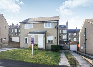 Thumbnail 2 bed semi-detached house for sale in Hillside View, Sowerby Bridge