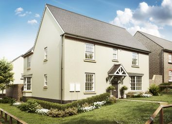 "Thumbnail 4 bed detached house for sale in ""Layton"" at Brixton, Plymouth"