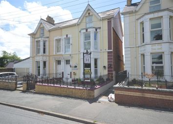 Thumbnail 7 bed semi-detached house for sale in Park Place, Cardigan