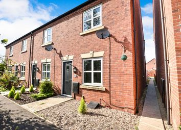 Thumbnail 2 bed terraced house for sale in Blakeholme Court, Burton-On-Trent