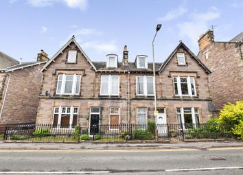 Thumbnail 4 bedroom flat for sale in Priory Place, Perth