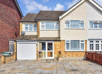 Thumbnail 5 bed semi-detached house to rent in Essex Gardens, Hornchurch