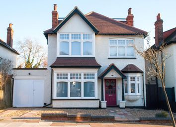Thumbnail 6 bed detached house for sale in Normandy Avenue, Barnet