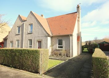Thumbnail 3 bed semi-detached house for sale in 47 New Hunterfield, Gorebridge