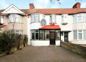 Thumbnail 3 bed terraced house for sale in Somervell Road, Harrow