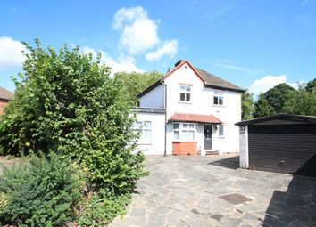 Thumbnail 3 bed detached house for sale in Towncourt Lane, Petts Wood, Orpington