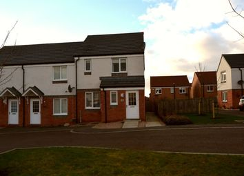 Thumbnail 3 bedroom terraced house to rent in Mcnee Place, Redding, Falkirk