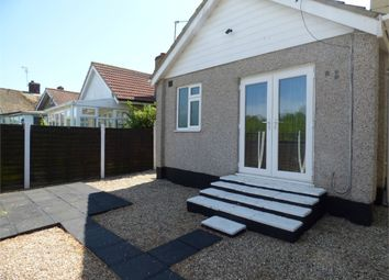 Thumbnail 1 bed detached bungalow for sale in Meadow Way, Jaywick, Clacton-On-Sea, Essex