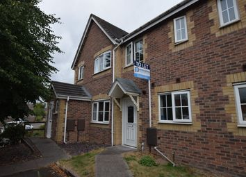 Thumbnail 2 bed town house to rent in Bramling Cross Road, Burton-On-Trent