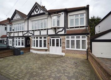5 bed semi-detached house for sale in Abbotswood Gardens, Clayhall, Essex IG5