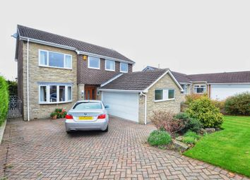 Thumbnail 4 bed detached house for sale in Wharfedale Road, Barnsley