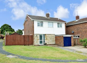 Thumbnail 3 bedroom detached house for sale in Stockholm Drive, Hedge End, Southampton