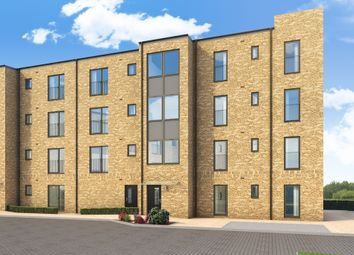 "Thumbnail 1 bed flat for sale in ""The Almond"" at Broomhouse Road, Edinburgh"