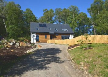Thumbnail 4 bed detached house for sale in Drumnadrochit, Inverness, Inverness-Shire