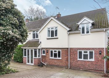 Thumbnail 6 bedroom detached house for sale in Graham Avenue, Ipswich