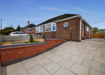 Thumbnail 2 bed semi-detached bungalow for sale in Fearns Avenue, Bradwell, Newcastle-Under-Lyme