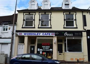 Thumbnail 1 bed flat to rent in High Street, Wordsley, Stourbridge