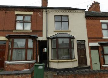 Thumbnail 2 bed terraced house for sale in Leicester Road, Shepshed, Loughborough, Leicestershire