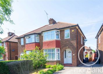 Thumbnail 3 bed semi-detached house for sale in Cheviot Gardens, London