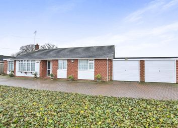 Thumbnail 3 bed detached bungalow for sale in Stocks Hill, Bawburgh, Norwich