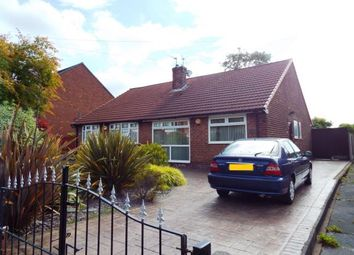 Thumbnail 2 bed bungalow for sale in Worsley Road, Swinton, Manchester, Greater Manchester