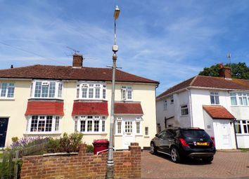 Thumbnail 4 bedroom semi-detached house to rent in Norman Road, Caversham, Reading