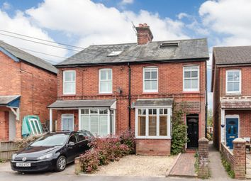 Thumbnail 3 bed semi-detached house for sale in Rushes Road, Petersfield, Hampshire