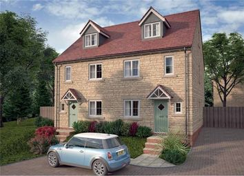 Thumbnail 3 bed semi-detached house for sale in The Holt, Corsham Rise, Potley Lane, Corsham, Wiltshire