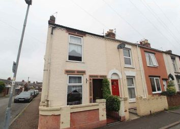 Thumbnail 3 bed terraced house for sale in East Road, Great Yarmouth