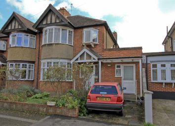 Thumbnail 4 bed semi-detached house for sale in Torcross Road, Ruislip