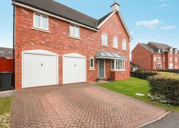 Thumbnail 4 bed detached house for sale in 57 Haydn Jones Drive, Nantwich