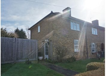 Thumbnail 2 bed semi-detached house for sale in Bankfoot Road, Bromley