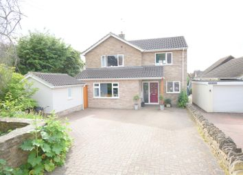 Thumbnail 5 bed detached house for sale in Church Walk, Little Addington, Kettering