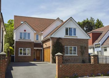 Thumbnail 5 bed detached house for sale in Spur Hill Avenue, Lower Parkstone, Poole, Dorset
