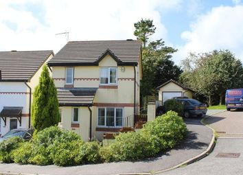 Thumbnail 3 bed detached house for sale in Century Close, St. Austell