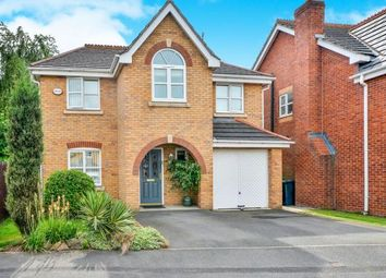 Thumbnail 4 bedroom detached house for sale in Maun Close, Sutton-In-Ashfield, Nottinghamshire, Notts