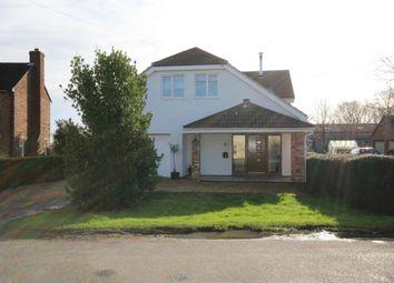 Thumbnail 5 bed detached house for sale in Keysoe Row East, Keysoe, Bedford
