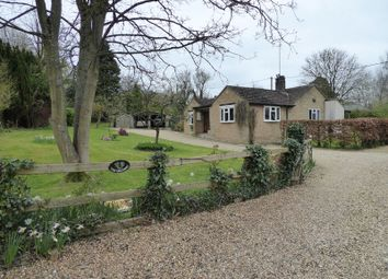 Thumbnail 4 bed detached bungalow for sale in Water Street, Somerton, Bicester