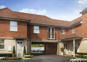 "Thumbnail 1 bedroom flat for sale in ""Stroud"" at Dorman Avenue North, Aylesham, Canterbury"