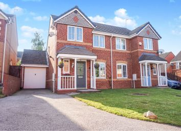 Thumbnail 3 bed semi-detached house for sale in Bolus Road, Thorpe Astley