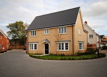 Thumbnail 4 bed detached house for sale in The Rainham, Berryfields, Chapel Road, Tiptree