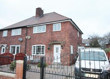 Thumbnail 3 bed semi-detached house for sale in Merrill Road, Thurnscoe, Rotherham