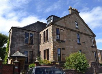 Thumbnail 4 bed flat for sale in Margaret Street, Greenock