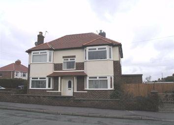 Thumbnail 3 bed detached house to rent in Queensway, Deeside, Flintshire